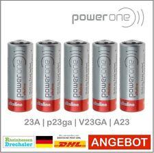 5 x Power One Varta Alkaline Batterie 12Volt A23 23A p23ga V23GA MN21 8LR932