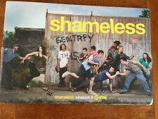 Shameless Season 5 PRESS Book / Press KIT - William Macy