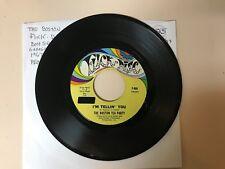 GARAGE PSYCH 45 RPM RECORD - THE BOSTON TEA PARTY - FLICK-DICK F-900