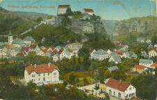 Alte Ansichtskarte Postkarte Thurnau farbig