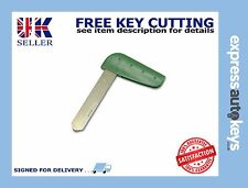 Renault Laguna Remote Key Blade Cut to your car! Guaranteed to fit!