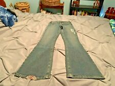Silver Jeans Women's NWT Light Denim Jeans. Size 24x31  USA FREE SHIPPING!!
