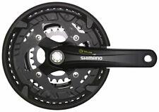 Shimano Alivio T4010 9-Speed 175mm 26/36/48t Octalink Crankset with