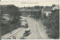 CPA -71 - MACON - Avenue de la gare