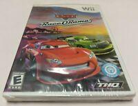 Cars Race-O-Rama (Nintendo Wii, 2009) NEW