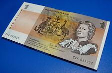 AUSTRALIAN UNC 1979 $1 KNIGHT STONE Cons x100 MINT BUNDLE R77 PAPER NOTES *RARE*