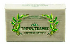 Green Pure Olive Oil Soap Greek Traditional Papoutsanis