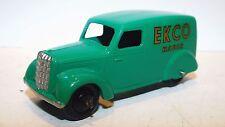 Dinky 28 series van ekco radio refurbed modèle (D159)