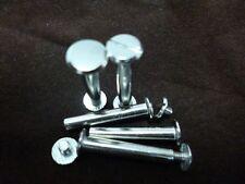 10 a words screw (3cm length) Iron steel Knife rivet for tsuka furniture New