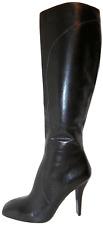 $375  Via Spiga Tall Knee Brown Boot 9.5  / 39.5  M Heel Shoe  Bootie New...