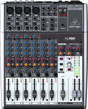 Behringer Xenyx 1204usb Premium 12-input 2/2 Bus Mezclador Con Usb/audio Interface
