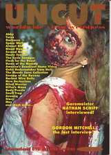 Is it UNCUT? Magazine #16 UK Nathan Schiff Gordon Mitchell Abby Torso Darkness