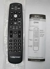 New Oem Cable One Remote Control Urc4011 Urc-4020Bc0-R Universal Electronics