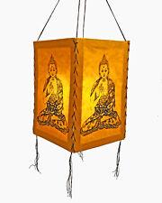 paralume, Lokta carta, luci lampada lampione lampada a sospensione Nepal