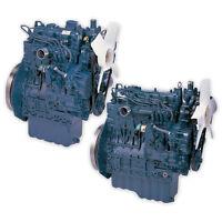 KUBOTA 03 SERIES ENGINE D1403 D1703 V1903 V2203 F2083 WORKSHOP MANUAL