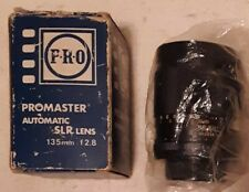 PROMASTER Automatic SLR Lens F2.8 135mm