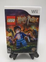 LEGO Harry Potter: Years 5-7 (Nintendo Wii, 2011). Complete With Manual