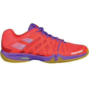 Babolat Shadow Team Badminton Sport Shoes Squash Indoor Trainers pink 31S1806300
