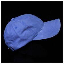 Men's Baseball Cap Plain Hat Fashion Hats Faded Visor Unisex Cotton Caps Black