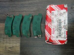 Genuine Toyota Rear Brake Pads - 04466-32050