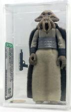 Kenner Star Wars Squid Head HK AFA 85+ vintage loose NEW CASE STYLE GOLD!!!
