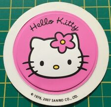 Hello Kitty Self Cling Tax Disk & Parking Permit Holder fits any windscreen