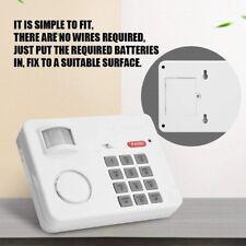 Wireless Password PIR Motion Sensor Alarm Home Security Door Window Detector New
