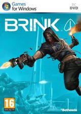 Brink - PC - Brand New & Sealed