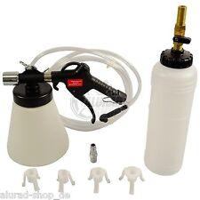 Bremsenentlüftung Nachfüllflasche Bremsenentlüftungsgerät Werkzeug Bremse Satz