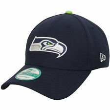 Seattle Seahawks  NFL Football New Era 9forty Cap Kappe One Size Klettverschluss