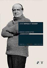 Ortega y gasset tomo vii. .obra postuma 1902-1925. ENVÍO URGENTE (ESPAÑA)