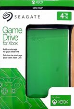 Seagate 4tb game drive for Xbox One External Hard Disk Drive SPECIAL OFFER
