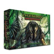 Legendario juego de construcción de cubierta encuentros Predator