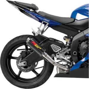 HotBodies 2006-2013 Yamaha YZF R6 MGP Carbon Fiber Growler Exhaust 80801-2400