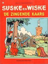 SUSKE EN WISKE 167 - DE ZINGENDE KAARS