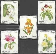 Timbres Flore Monaco 1710/4 ** lot 10538