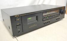 Vintage Nakamichi 2 Head Cassette Deck Model CR-1A EXCELLENT CONDITION