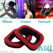 50%SALE!!!Logitech Headsets Earpads For G230 G430 G930 G35 F450 Gaming Kopfhörer