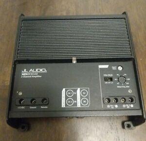 JL Audio  XD200/2   2 channel amplifier