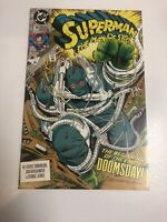 Superman Man Of steel (1992) # 18 (NM) Doomsday