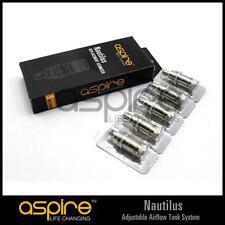 5 Résistance Aspire Nautilus Originale avec Code