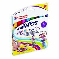 Edding Funtastics Schminkstift' Magisch Spaß' Magisch Markierung - Packung 8