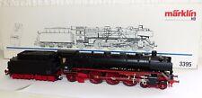 Märklin 3395 Digital Locomotive a Vapeur 003 131-0 DB neuf dans sa boîte h0 sans Delta pilote