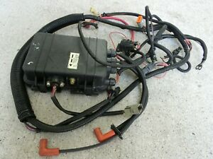 POLARIS 700 ELECTRICAL BOX CDI COILS STARTER RELAY sl slh virage slth slt slth