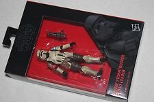 "STAR WARS The Black Series 3.75"" figure SCARIF STORMTROOPER SQUAD LEADER - NEW"