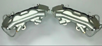 Disc Brake Calipers Loaded W /Pads for 1967  Ford Mustang Kelsey Hayes (L&R)