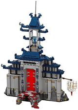 LEGO 70617 Ninjago Temple of the Ultimate Ultimate Weapon - TEMPLE ONLY