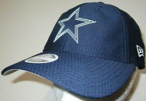 New Era 9Twenty Dallas Cowboys NFL Football Cap Hat Women's adjustable Sideline