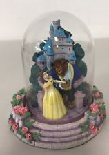 Disney Item Beauty and the Beast Dancing with a Glass Dome