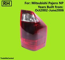 Mitsubishi Pajero NP 2002 2003 2004 2004 2005 2006 TAIL LIGHT RIGHT Hand Side RH